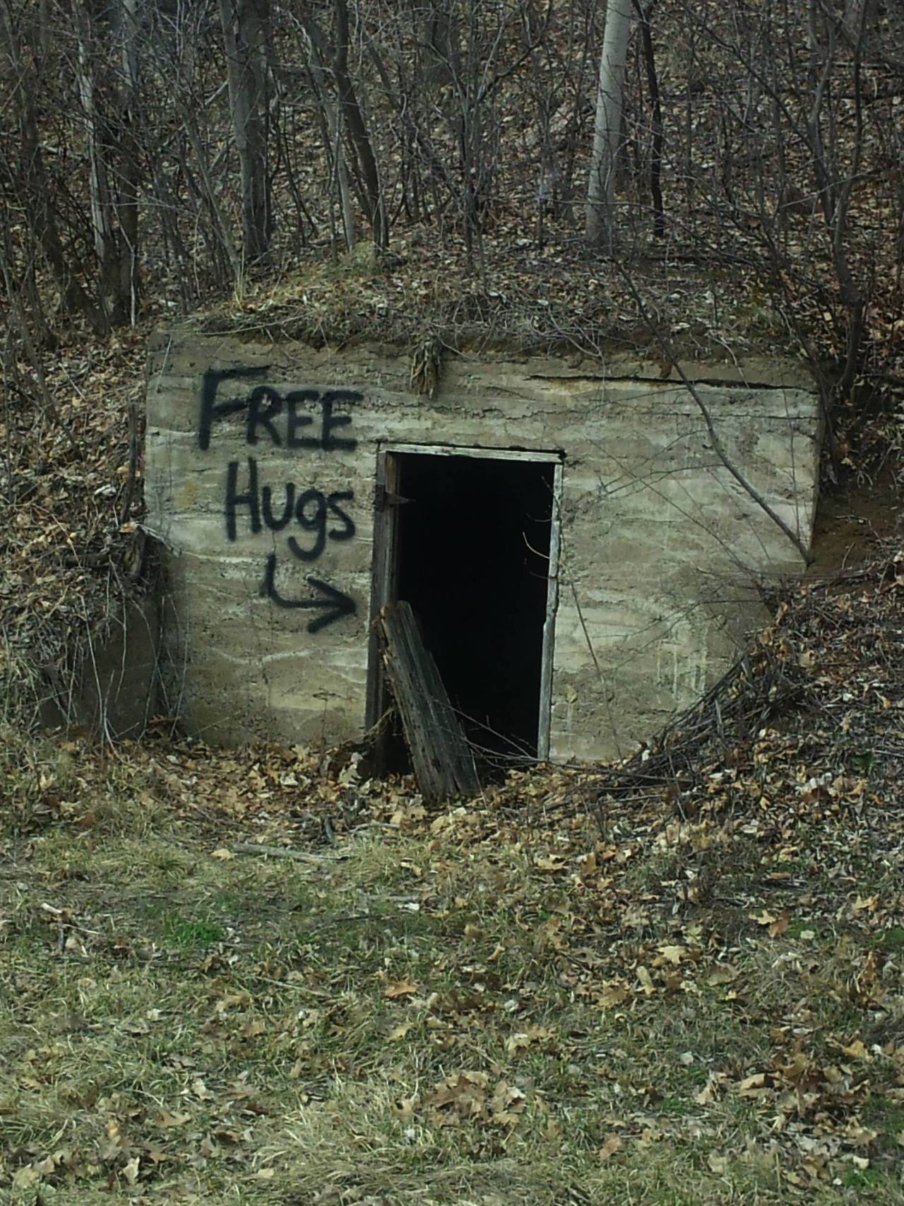 Would you go inside? Yes or No
