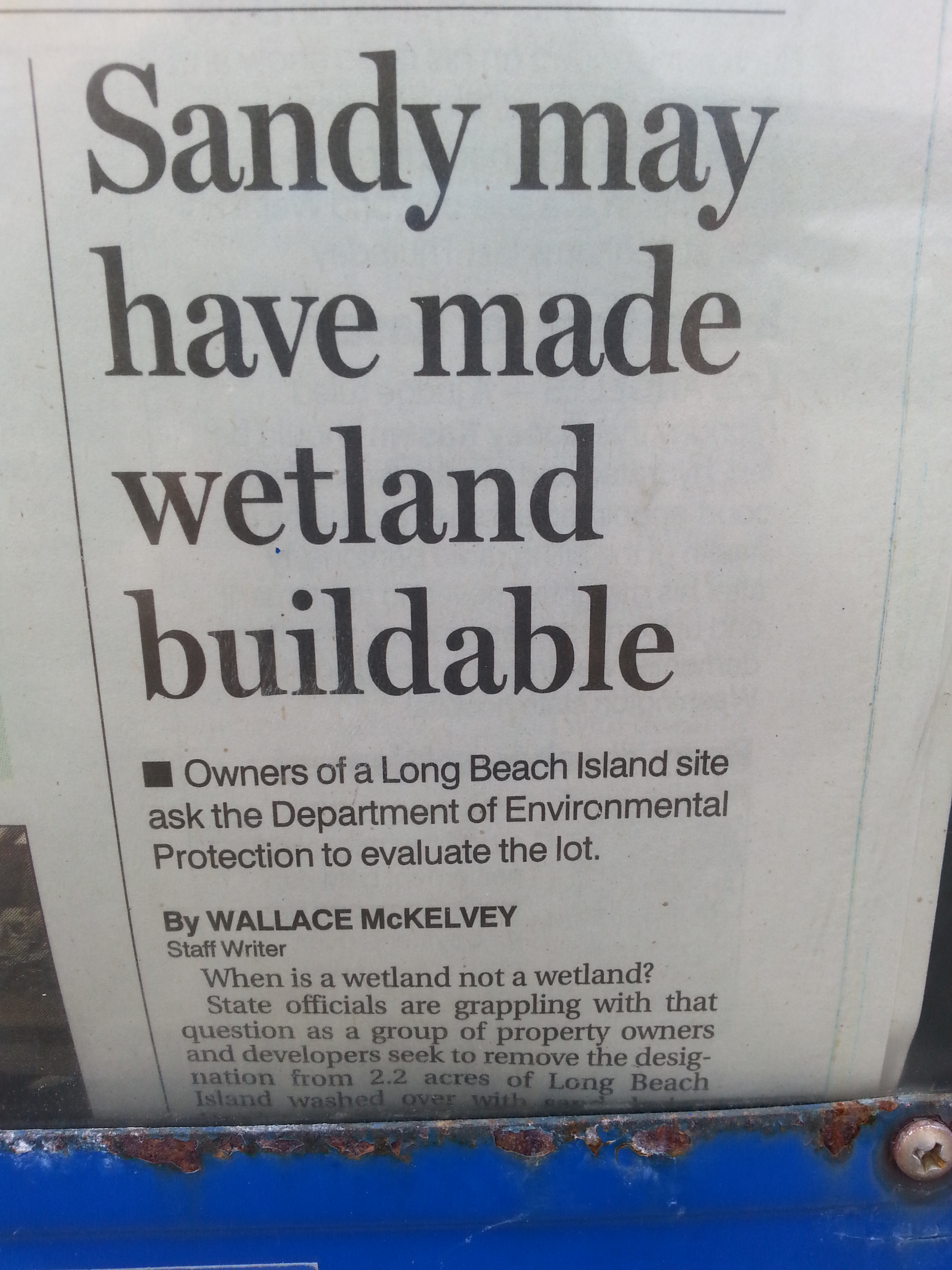 Stupidest Headline of the Week - Know why?